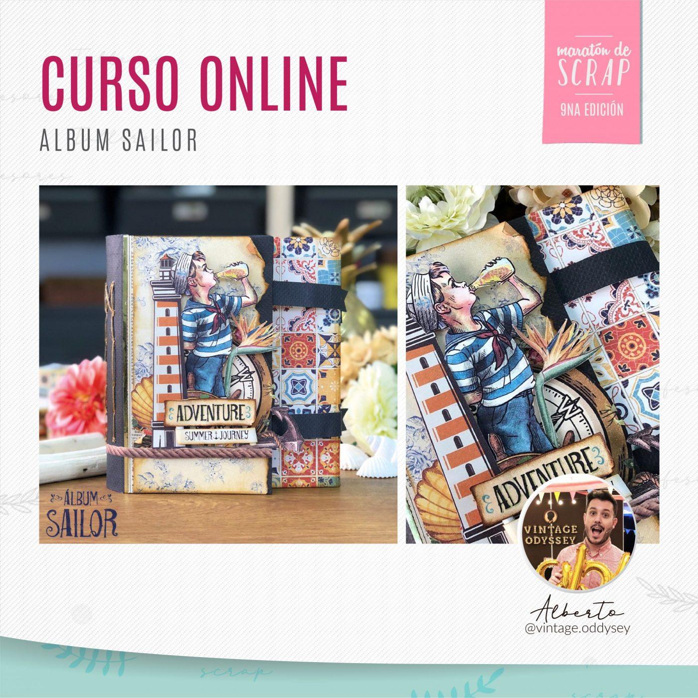 Curso online: Sailor