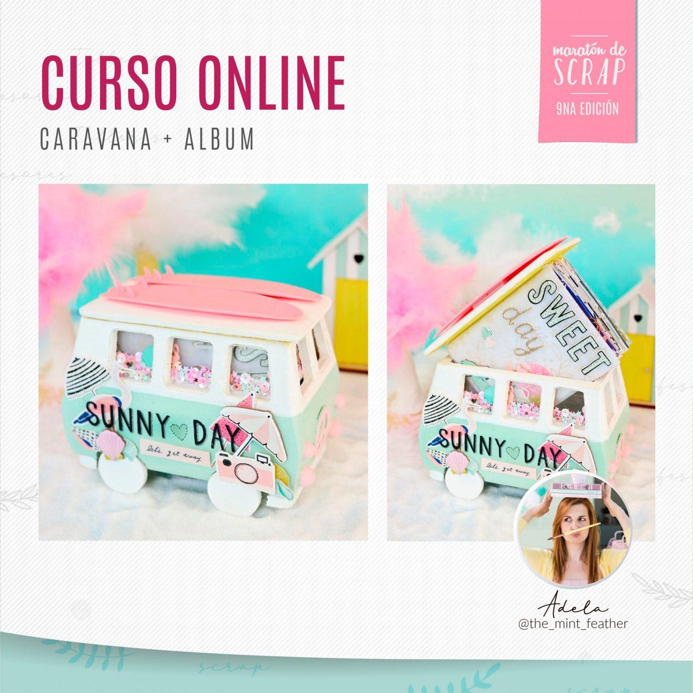 Curso online: Caravana + Album