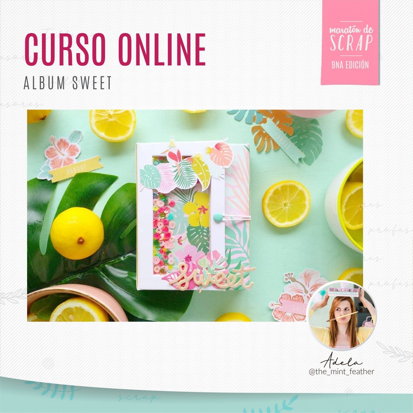 Curso online: Sweet